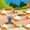 Catch The Carrot Thief Online Puzzle game