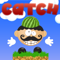 Catch Watermelon Online Action game