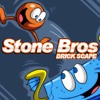 Cave Bros Brick Escape Online Puzzle game