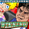 Charlie Sheen Winning Online Action game