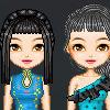 Chazie Fashions around the World Online Girls game