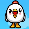 chicken jump Online Arcade game