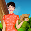 Chinese Dress Up Online Action game