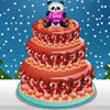 Christmas Cake Decor Online Action game
