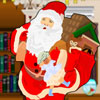 Christmas santa room escape Online Strategy game