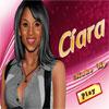 Ciara Makeup Online Action game