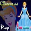 Cinderella Dress Up Online Girls game