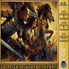Clash of the Titans Find the Alphabets Online Puzzle game