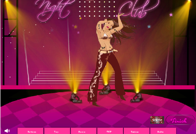Club Girl Online Miscellaneous game