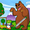 Color up Lurking bear Online Miscellaneous game