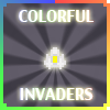 Colorful Invaders Online Shooting game