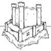 Coloring Castles 2 Online Miscellaneous game
