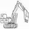 Coloring Construction vehicles 1 Online Miscellaneous game