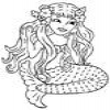 Coloring Mermaids Sirens 2 Online Miscellaneous game
