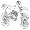 Coloring Motorcycles 2 Online Miscellaneous game