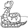 Coloring Reptiles 1 Online Miscellaneous game