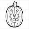 Coloring seasons and celebrations puzzles 1 Halloween puzzle Online Miscellaneous game