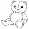 Coloring Toys 2 Teddy bear Online Miscellaneous game
