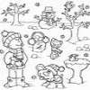 Coloring Winter 1 Online Miscellaneous game
