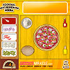 Cooking Hot Peperoni Pizza Online Miscellaneous game