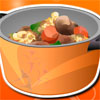 Cooking Sausage Casserole Online Action game