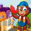 Cool Bear Dress Up Online Miscellaneous game