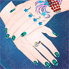 Crazy Celebrity Manicure Online Arcade game
