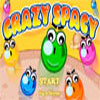 Crazy Spacy Online Puzzle game