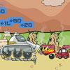 Crazy Tank Adventure Online Adventure game