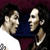 Cristiano Ronaldo vs Lionel Messi Puzzle Online Action game