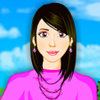 Cute Girl Dress Up Online Puzzle game