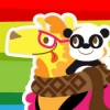 Cute Llama DressUp Online Action game