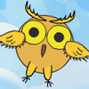 Cute owl Online Puzzle game