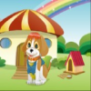 Cute Puppy Online Action game