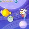 Cute Rabbit vs Monsters Online Arcade game