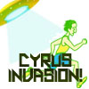 Cyrus Invasion Online Arcade game
