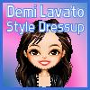 Demi Lavato Style Online Miscellaneous game