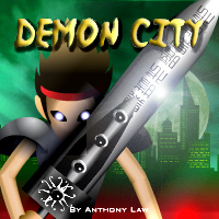 Demon City Online Action game