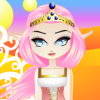 Desert Elf Dress Up Online Miscellaneous game
