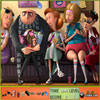 Despicable Me Hidden Objects Online Puzzle game