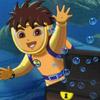 Diego Ocean Memory Online Puzzle game