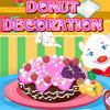 Donut Decoration Online Miscellaneous game