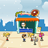 Donut Empire Online Strategy game