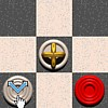Draughts Online Puzzle game