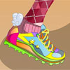 Dress My Running Shoes Online Miscellaneous game