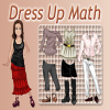 Dress Up Math Online Puzzle game