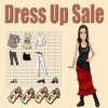 Dress Up Sale Online Puzzle game