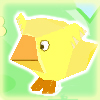 Easter Chicks 3D Online Miscellaneous game