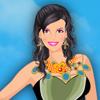 Egyptian Princess Dress Up Online Girls game
