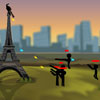 Eiffel Attack Online Shooting game